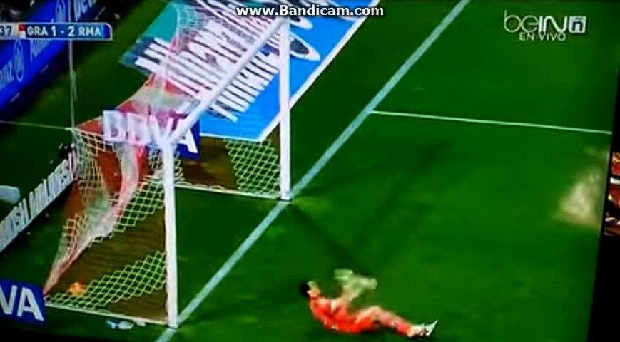 Luka Modric Goal vs Granada 2-1 2716 Golaso de M