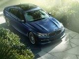Alpina s'attaque à la dernière BMW serie 7, voici la B7 Biturbo xDrive