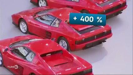 Enquête : automobile de collection, un bon placement ? (Emission Turbo du 07/02/2016)