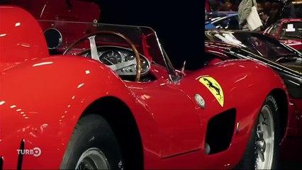 Rétromobile 2016 : la Ferrari 335 Sport Scaglietti, reine des enchères (Emission Turbo du 07/02/2016