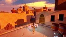 мультигра Аладин лило и стич, храброе сердце дисней инфинити игры онлайн обзор