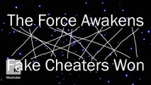 'Star Wars: The Force Awakens' anagrams probably don't mean anything