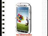 Alienwork Funda para Samsung Galaxy S4 Prueba de golpes protectora bumper case Resistente las