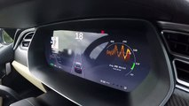 Quickest SUV in the World, Tesla Model X P90D Ludicrous 0-60 MPH, 0-100 MPH