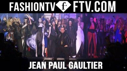 Jean Paul Gaultier at Paris Haute Couture Week SS 16 | FTV.com