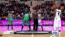ProA (J.19) Les highlights de JDA Dijon - Elan (77-78)