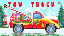 Community Vehicles | Christmas Vehicles | Learn Vehicles