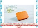 Noontec A15000L Giant - Batería externa universal de reserva (15000 mAh para smartphones móviles