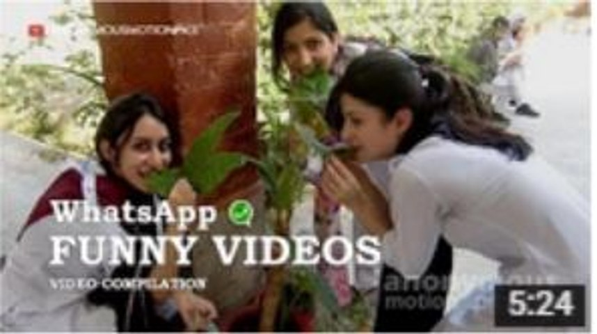 WhatsApp Funny Videos Indian [HD] - Indian Funny Videos - Latest Comedy  Compilation 2016