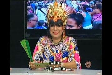 TV Verdade especial debate o carnaval - bloco 2