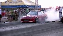 Honda Civic Red Rocket Vs. Audi 90 Quattro Turbo