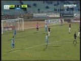 Λαμία-ΑΕΛ 1-0 2015-16 Το γκολ της Λαμίας από το λάθος Ξενοδόχωφ