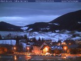 Timelapse Webcam Villard de lans - 09/02/2016 - Colline des Bains