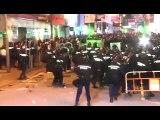 Émeutes d'une rare violence à Hong Kong pendant le Nouvel An chinois