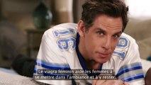 Ben Stiller fait la promo du viagra féminin
