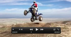 An ATV Review of the 2015 Yamaha YFZ450R Sport Quad