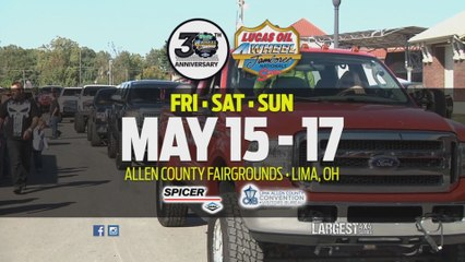 Lima 4-Wheel Jamboree // May 15-17