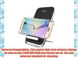 Cargador Inalámbrico Vinsic® Wireless Pad de Carga para Samsung Galaxy Note 5/S6/S6 Edge/S6