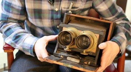 Geoffrey Berliner's Favorite Old Camera