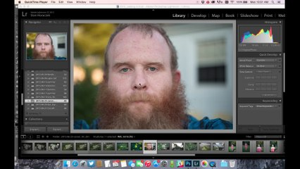 How-To: Emphasize Freckles In Portrait Photos Using Photoshop or Lightroom