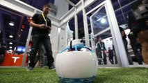 The Fleye Drone Is A $1200 Floating Soccer Ball
