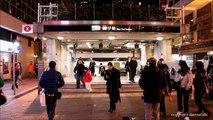 Hong Kong MTR Metro Train -HD-