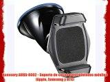 Xcessory AUHA-0002 - Soporte de coche para teléfonos móviles (Apple Samsung y HTC)
