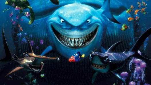 Finding Dory Streaming
