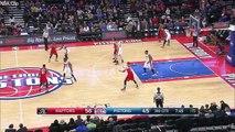 Toronto Raptors vs Detroit Pistons - Highlights | February 8, 2016 | NBA 2015-16 Season