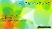 サム・スカンク・ファンク Some Skunk Funk - ロケットミュージック【arr.天野正道】(吹奏楽 楽譜)