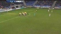 Bakayoko T. Goal - Sochaux 1 - 1 Monaco - 09.02.2016