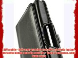 DFV mobile - Belt cover premium executive synthetic leather horizontal design and clip metal