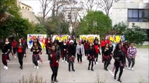 Flashmob UEFA EURO 2016 AS Lycée Brochier MARSEILLE