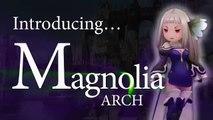 Bravely Second : End Layer - Présentation de Magnolia Arch