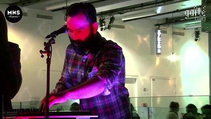 Hollydays en live @MKS Room #MusiqueÉthiquable - Gaîté Lyrique Paris