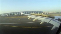 Emirates Airlines Landing at Dubai Airport DXB -HD-
