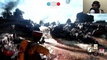 [FUN AF!] STARWARS BATTLEFRONT FUNNY MOMENTS!