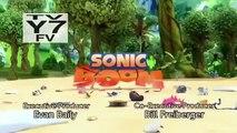 Sonic Boom série danimation Sonic Boom film Complet en Francais Nouveauté film