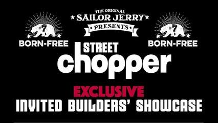 Street Chopper Born Free Pre-Party
