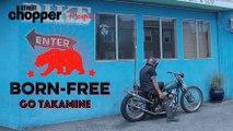 Born Free Invited Builder / Go Takamine