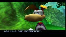 Lets Play Rayman 2 - The Great Escape - Part 1 - Die Flucht vom Gefangenenschiff