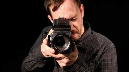 Hands-On: Hasselblad CFV-50c Digital Camera Back   Popular