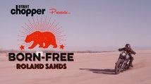 Born Free Invited Builder / Roland Sands