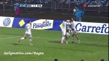 All Goals HD - Granville 1-0 Bourg Peronnas - 09-02-2016 Coupe de France