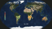 See Every Major Fire That Burned On Earth In The Last 15 Years