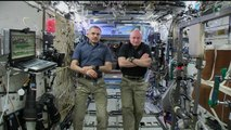 Popular Science Interviews International Space Station Astronauts