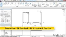 04 02  Adding finish floors to each room - House in Revit