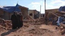 18 قتيلا بينهم أطفال وعشرات الجرحى بريف إدلب