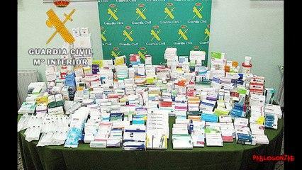Las 10 medicamentos más falsificados en todo el mundo