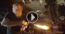 Tom Fugle Born Free Bike Build